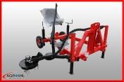 Pielnik hydrauliczny boczny Selmar H-2 pielniki