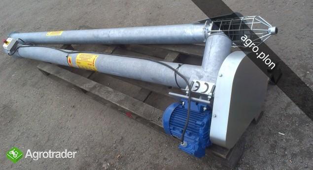 Przenośnik ślimakowy Żmijka OCYNK Fi 110 / 130 / 150 Transport - zdjęcie 1