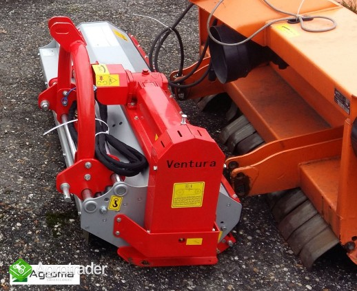 Kosiarka bijakowa Ventura ML 160 ELBA 1,6m z przesuwem hydraulicznym - zdjęcie 2