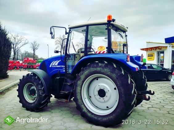 FARMTRAC 7110DT- Super STAN TUZ + WOM +EHR Zobacz!!! - zdjęcie 6