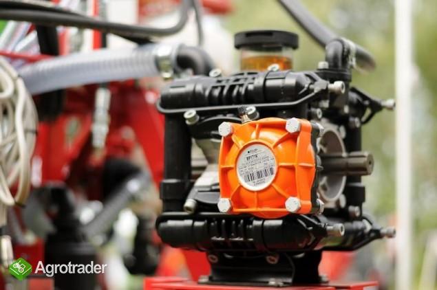 Opryskiwacz polowy ciągany Agrofart AF1215HT - zdjęcie 4