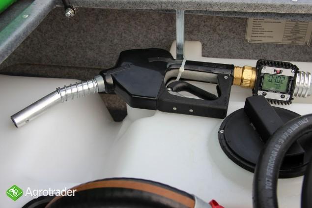 Zbiornik na paliwo on ropę fortis 2000 L cpn Agroline 1 - zdjęcie 2