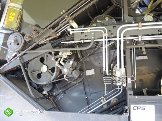 CLAAS LEXION 660 - V750 - 815 h - zdjęcie 6
