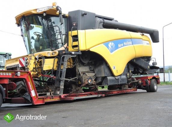 NEW HOLLAND CX 840 - 2005 ROK