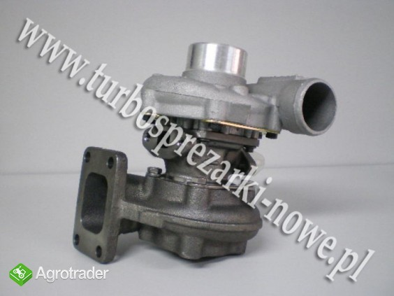 Turbosprężarka HOLSET - Sisu -   3519067 /  4033644 /  311219 /  31142
