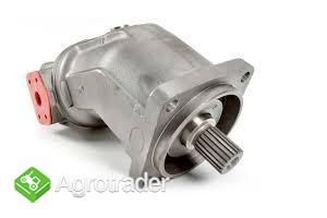 Silniki hydrauliczne REXROTH A6VM55DA2/63W-VZB020HB - zdjęcie 3