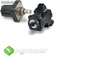 Silniki hydrauliczne REXROTH A6VM200EZ2/63W-VAB020HB  - zdjęcie 2