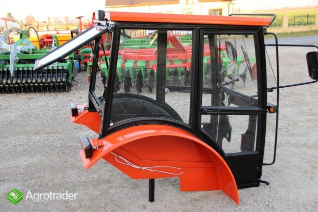 Kabina ciągnikowa sadownicza sadownik Ursus  C360 C330 Szyszka C-360 - zdjęcie 3