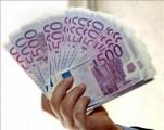Oferta de empréstimo grátis antecipadamente