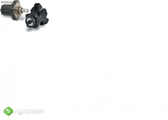 Silniki hydrauliczne REXROTH A6VM55EP1/63W-VZB020HB  - zdjęcie 2
