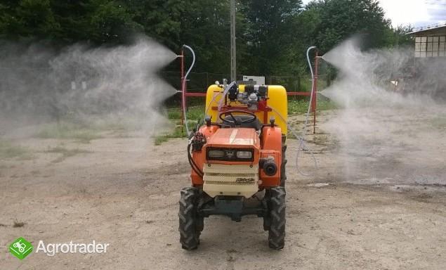 Oferujemy opryskiwacz pod mini traktorki - zdjęcie 2