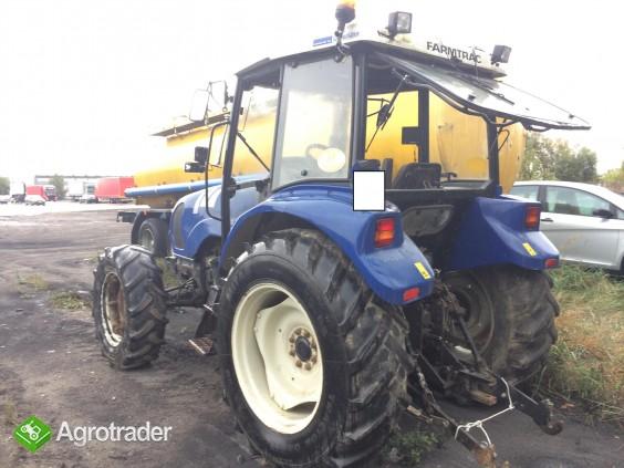 Farmtrac 80 4WD nie zetor ursus new holland case john - zdjęcie 2