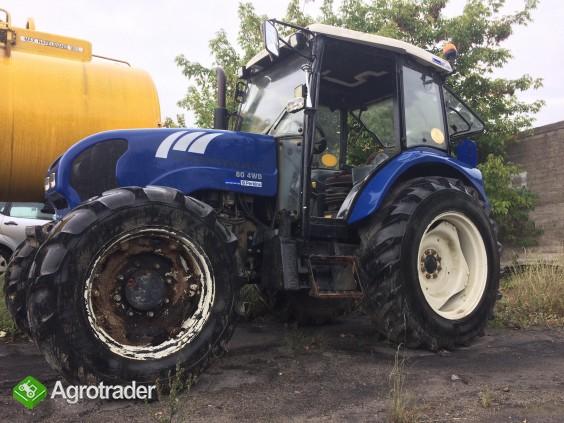 Farmtrac 80 4WD nie zetor ursus new holland case john - zdjęcie 6