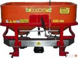 rozsiewacz DEXWAL TORNADO DUO 850 kg 600 l 2017