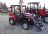 ciągnik rolniczy MTZ BELARUS 340.4 ładowacz Metal-Fach
