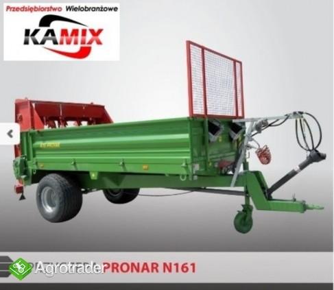 rozrzutnik PRONAR N161 - zdjęcie 2