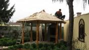 Naturalne dachy z wióra osikowego, gonty drewniane, wiór osikowy