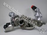 Turbosprężarka BorgWarner KKK 2.0 TDI 10009700027 /  10009700064 /  10