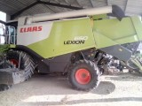 CLAAS LEXION 650 - 4X4 - CAT 355 KM - V750 - 1415 h