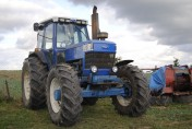 ford new holland 8630