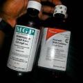 Najwyższej jakości Actavis Promethazine z kodeinowym syropem na kaszel
