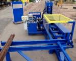 Maszyna do cięcia szyn kolejowych - łamacz szyn