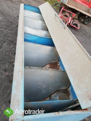 Siewnik do kukurydzy samoróbka ISARIA typ 6000, 2,5m - zdjęcie 2