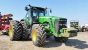 JOHN DEERE 8430 POWERSHIFT - 2009 - 379 KM