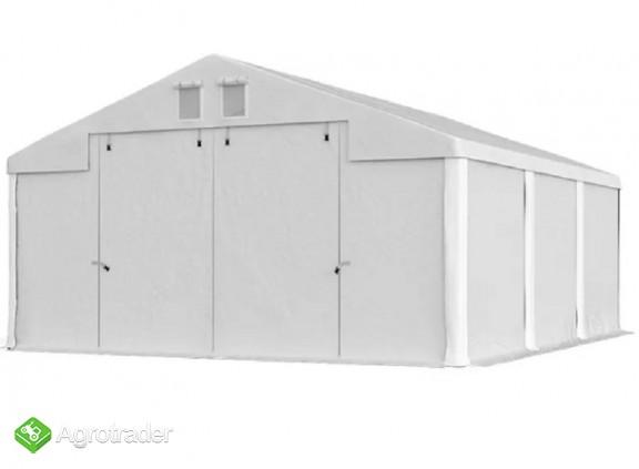 Całoroczna Hala namiotowa 4×6×2,5/3,65m - zdjęcie 4
