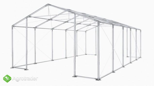 Całoroczna Hala namiotowa 5m × 10m × 2,5m/3,41m - zdjęcie 1
