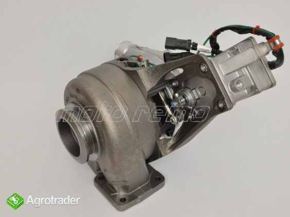 Turbosprężarka RE534538, RE535680, DZ108154, 178737 John Deere - zdjęcie 1