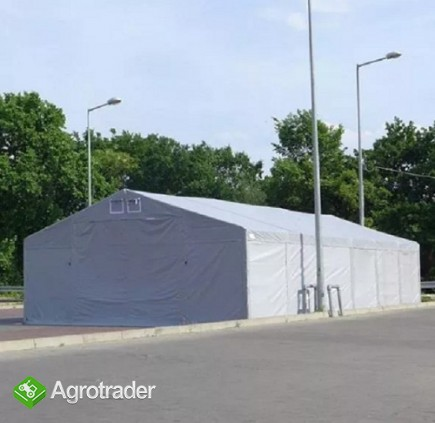 Całoroczna Hala namiotowa 5m × 7m × 2,5m/3,41m - zdjęcie 5