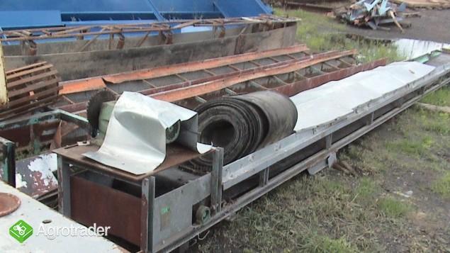 Taśmociąg czeski-napęd na motoreduktor. - zdjęcie 1