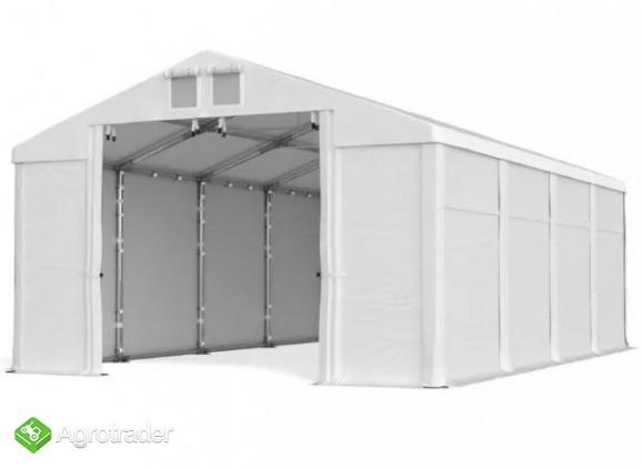 Całoroczna Hala namiotowa 8m × 20m × 3m/4,46m  - zdjęcie 4