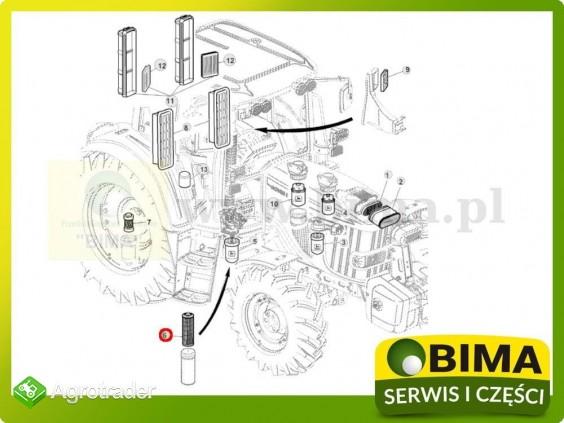 Filtr hydrauliki John Deere 6830,6910,6910S,6920,6920S - zdjęcie 2