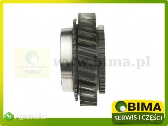 Używane koło zębate rewersu z31 Renault CLAAS 106-14 - zdjęcie 2