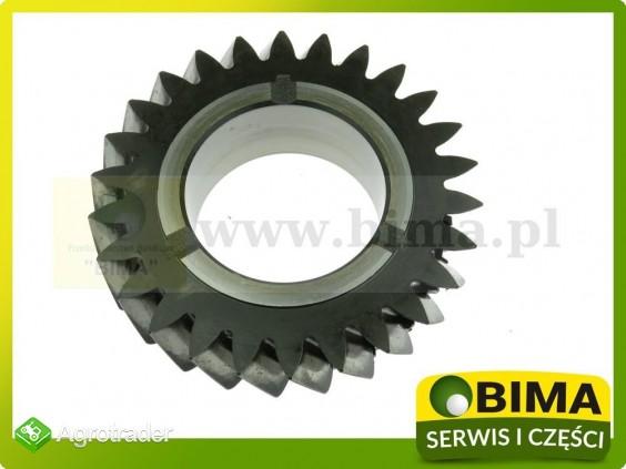 Używane koło zębate drugiego biegu Renault CLAAS 110-14 - zdjęcie 1