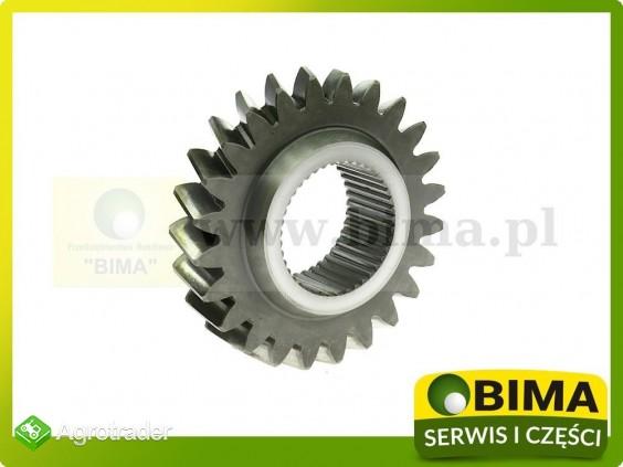 Używane koło zębate z24 trzeciego biegu Renault CLAAS 95-