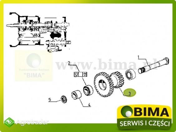 Używane koło zębate wałka Renault CLAAS Temis 630,650 - zdjęcie 4