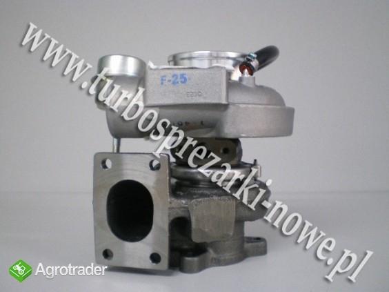 Iveco - Turbosprężarka HOLSET  3599350 /  3599351 /  4033163H /  40331