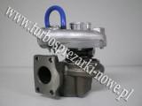 JCB - Turbosprężarka GARRETT 4.0 727266-5001S /  727266-1 /  727266-00