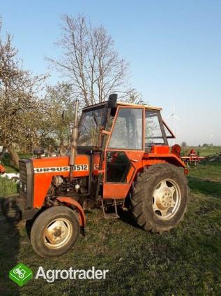 Sprzedam ciągnik rolniczy Ursus 3512.