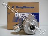 BMW - Nowa turbosprężarka firmy BorgWarner KKK 3.0 57519880001 /  4541