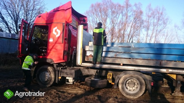 Konstrukcja Stalowa Hala 18X66X6M , 1,8zł/1kg - zdjęcie 2