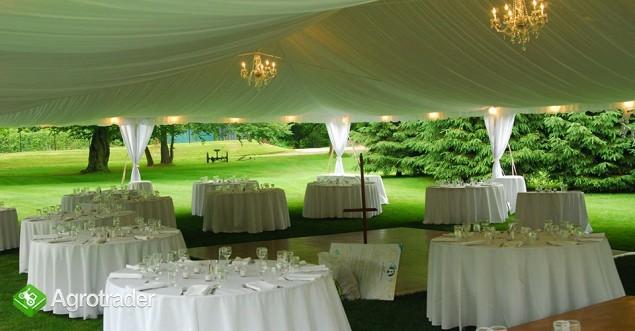 Namiot hala weselna imprezowa bankietowa 3x10x2 mtbtent.pl - zdjęcie 2