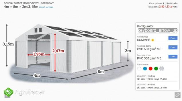 Solidna hala magazynowa handlowa 4x8x2 MTB - zdjęcie 4