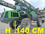TECNOMA LASER 4240 - 140 CM/150 CM - 2013 ROK - 1906 MTG - 40 km/h