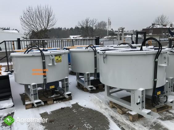 NAJWYŻSZA JAKOŚĆ betoniarka mixer KOŁASZEWSKI ciągnikowa HYDRAULICZNE - zdjęcie 1