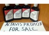 Actavis Promethazine z purpurowym syropem na kaszel z kodeiną  Naz
