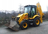 JCB 3CX Contractor - 2007